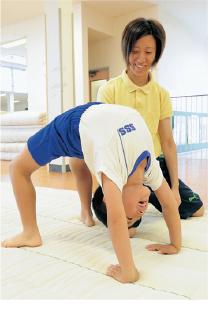 カワイ体育教室元気に体を動かす!